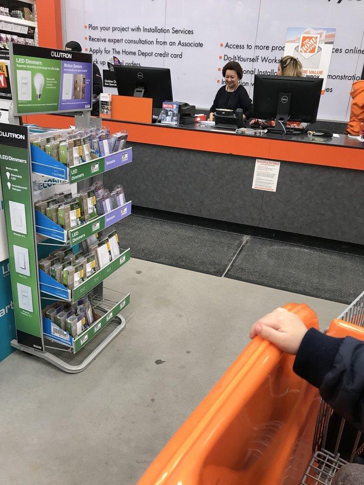 Home Depot Aisle 15 : depot, aisle, Depot, Reviews, Hardware, Stores, Elgin, Mills, Richmond, Hill,, Phone, Number