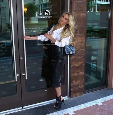 Social Bistro & Wine Bar Opening Times in Las Vegas, NV