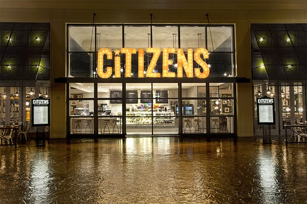 Citizens Kitchen and Bar Opening Times in Las Vegas, NV