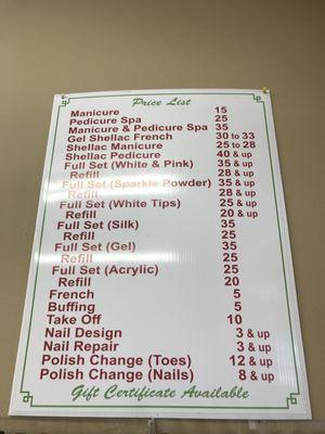 Modern Nails Prices : modern, nails, prices, Modern, Nails, Ramon, Valley, Danville,, Manicurists, MapQuest