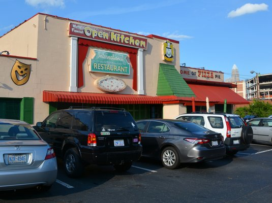 The World Famous Open Kitchen Opening Times in Charlotte, NC
