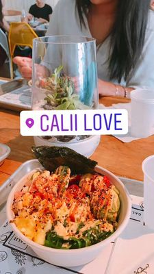 Calii Love Opening Times in Toronto, ON
