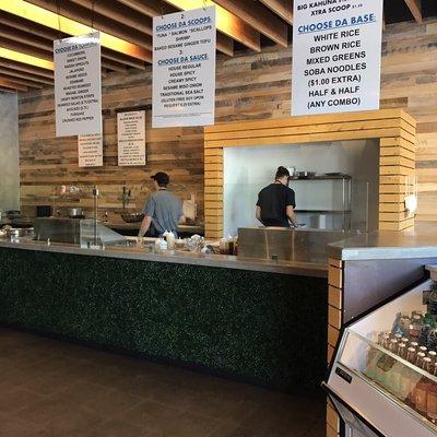 Poke Spot Opening Times in Scottsdale, AZ