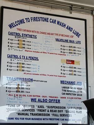 FIRESTONE CAR WASH & LUBE - 32 Photos & 74 Reviews - Car