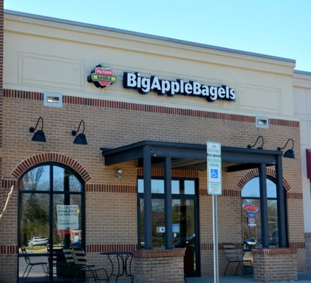 Big Apple Bagels Opening Times in Tega Cay, SC