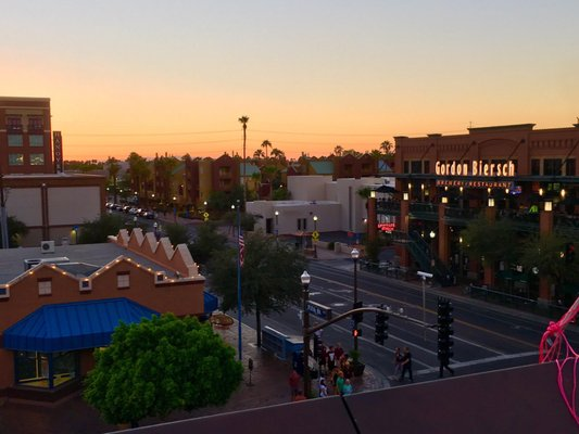 Rooftop Lounge and Patio Opening Times in Tempe, AZ