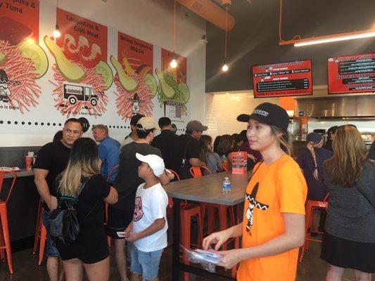 Jogasaki Sushi Burrito Vegas Opening Times in Las Vegas, NV