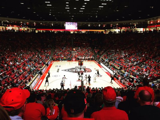 University Arena 1414 University Blvd SE Albuquerque, NM Stadiums Arenas & Athletic Fields - MapQuest