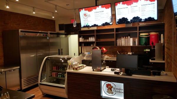 Wonder Chicken Opening Times in Toronto, ON