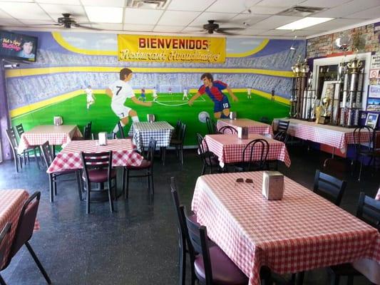Restaurant Huauchinangos Mexican Food Opening Times in Mesa, AZ