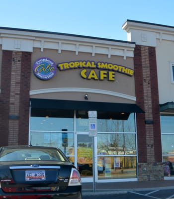 Tropical Smoothie Cafe Opening Times in Tega Cay, SC