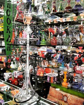 AA Hookah Pipe Vape Kratom CBD Shop Opening Times in Las Vegas, NV