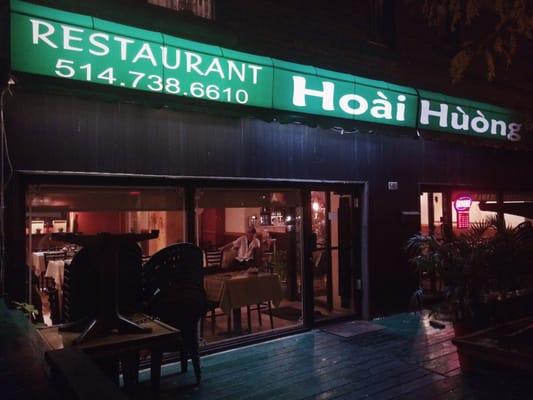 Hoai Huong Opening Times in Montréal, QC