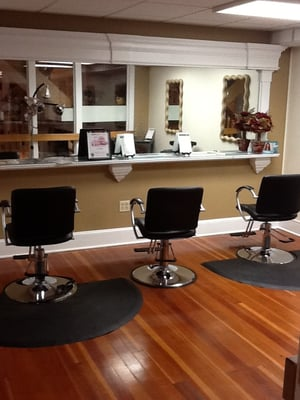 serenity salon and day spa 118 center