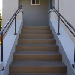 Best Handrail Company Near Me August 2020 Find Nearby Handrail   Metal Handrails Near Me   Stair Parts   Deck Railing   Stair Treads   Concrete Steps   Staircase