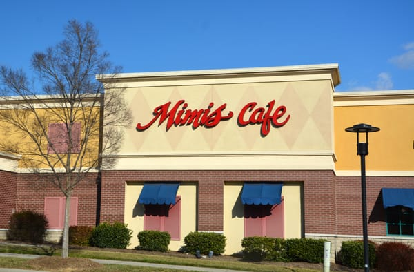 Mimi's Cafe Opening Times in Charlotte, NC