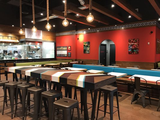 Cafe Rio Mexican Grill Opening Times in Chandler, AZ