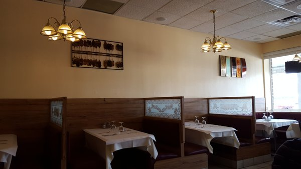 Pari Indian Cuisine Opening Times in Chesterland, OH