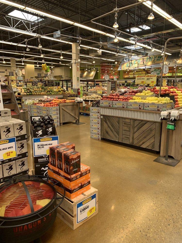Fresh Thyme Farmers Market Lafayette Ad