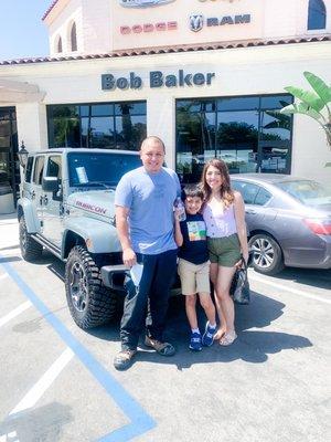 Bob Baker Chrysler Jeep Dodge RAM Fiat 5555 Car Country Dr