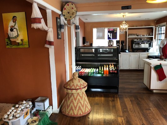 Abugida Ethiopian Cafe & Restaurant Opening Times in Charlotte, NC