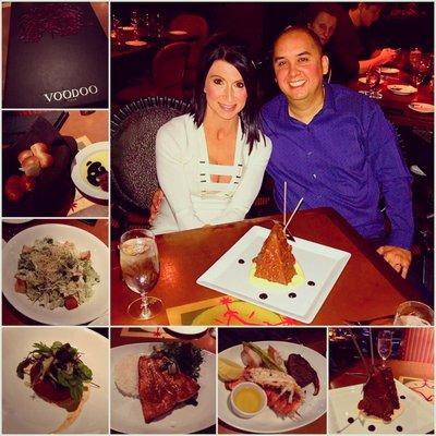 Voodoo Steakhouse Opening Times in Las Vegas, NV