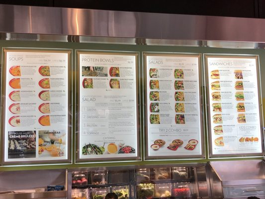 Café Zupas Opening Times in Henderson, NV