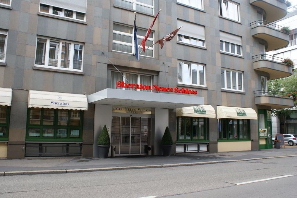 Photos For Sheraton Zurich Neues Schloss Hotel Yelp