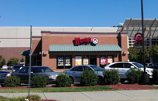 Wendy's Opening Times in Charlotte, NC