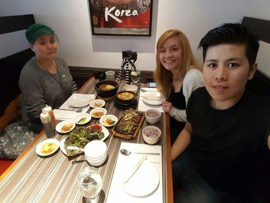 Kimchi Korea House Opening Times in Toronto, ON