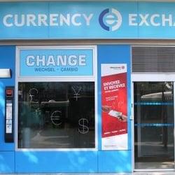photo of ice international currency exchange paris france bureau de change ice