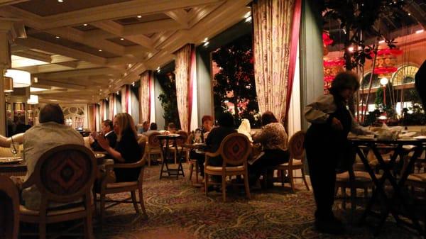 Cafe Bellagio Opening Times in Las Vegas, NV