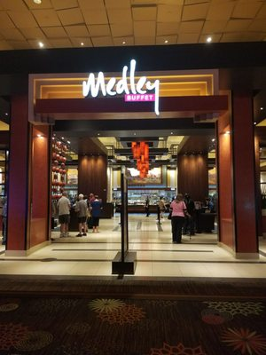 Medley Buffet Opening Times in North Las Vegas, NV