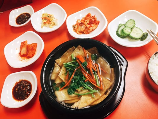 Mom's Korean Food Opening Times in Toronto, ON