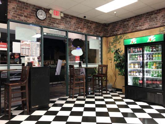 Fat Moe's Pizza & Wings Opening Times in Las Vegas, NV