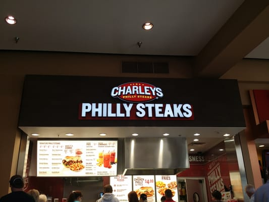 Charleys Philly Steaks Opening Times in Mesa, AZ