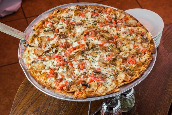 Oregano's Pizza Bistro Opening Times in Cave Creek, AZ