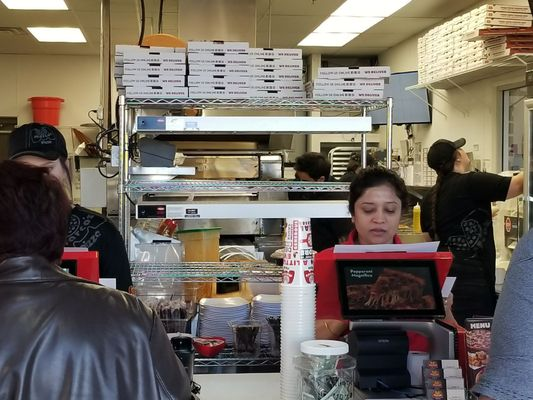 Marco's Pizza Opening Times in Goodyear, AZ