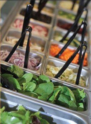 Souper Salad Opening Times in Mesa, AZ