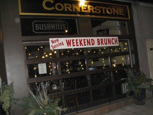 Cornerstone Pub Opening Times in Toronto, ON
