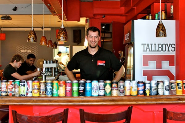 Tallboys Craft Beer House Opening Times in Toronto, ON