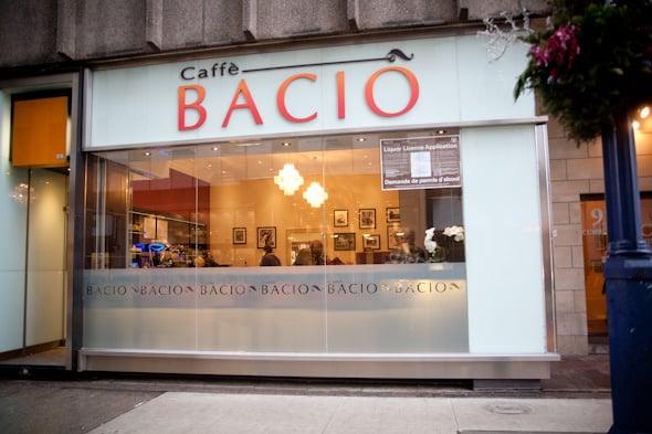 Trattoria Bacio Opening Times in Toronto, ON