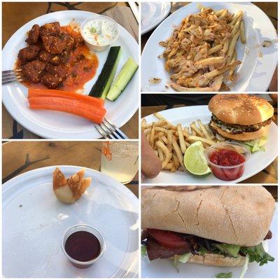 Green New American Vegetarian Opening Times in Phoenix, AZ
