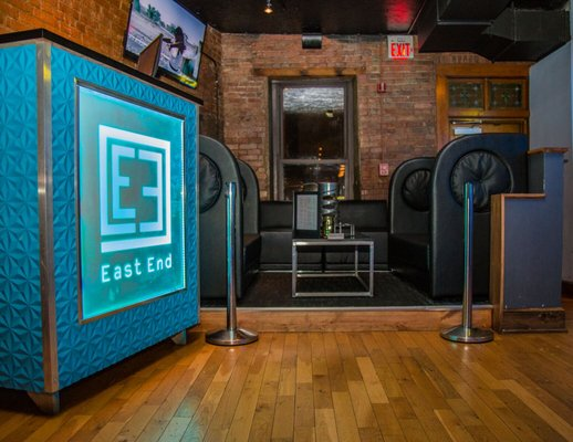 East End Restaurant & Bar Opening Times in Cleveland, OH