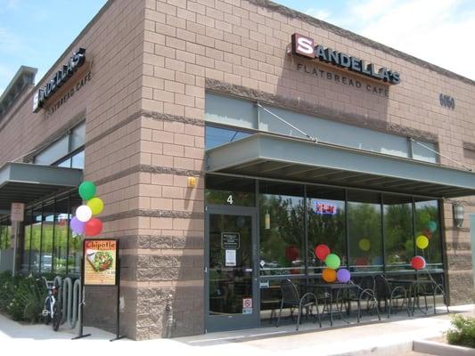 Sandella's Flatbread Cafe Opening Times in Chandler, AZ
