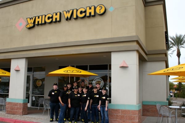 Which Wich Opening Times in Peoria, AZ