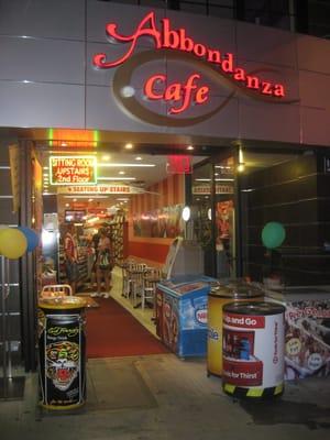 Cafe Abbondanza 146 W 46th St New York, NY Delicatessens - via MapQuest