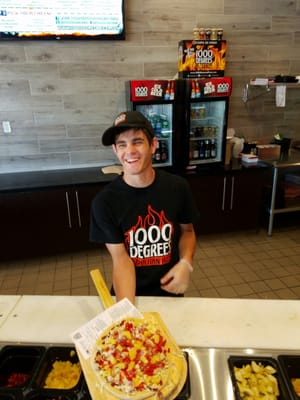 1000 Degrees Neapolitan Pizzeria Opening Times in Phoenix, AZ