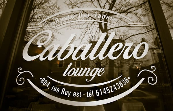 Caballero Opening Times in Montréal, QC