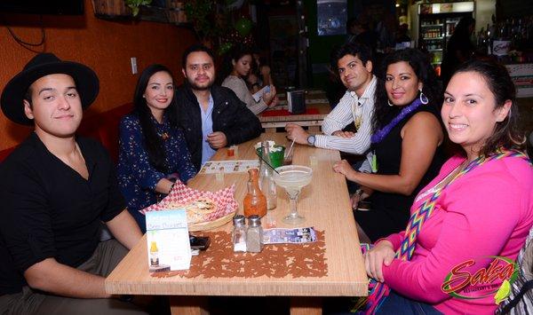 Salsa Restaurant & Bar Opening Times in Calgary, AB